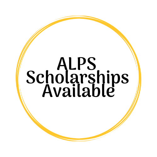 ALPS Scholarship button