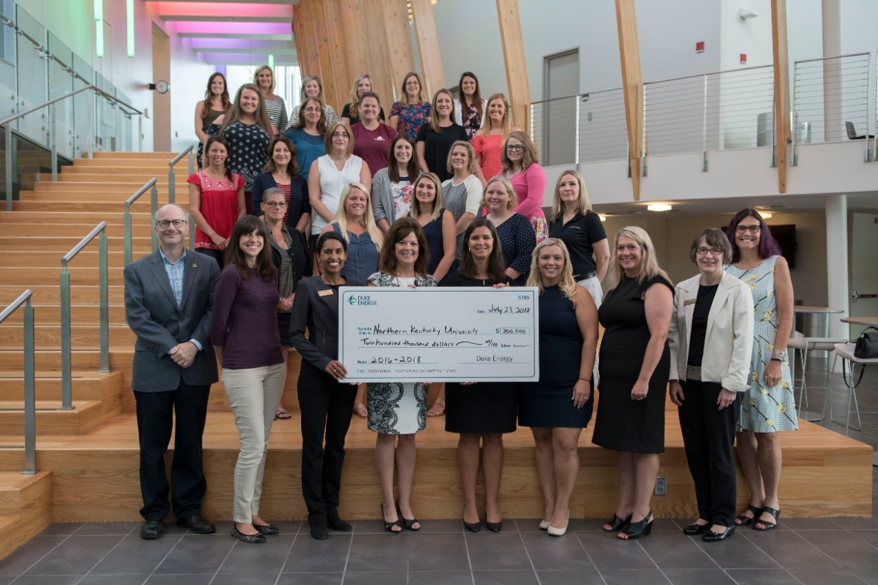 Duke Energy Foundation Award