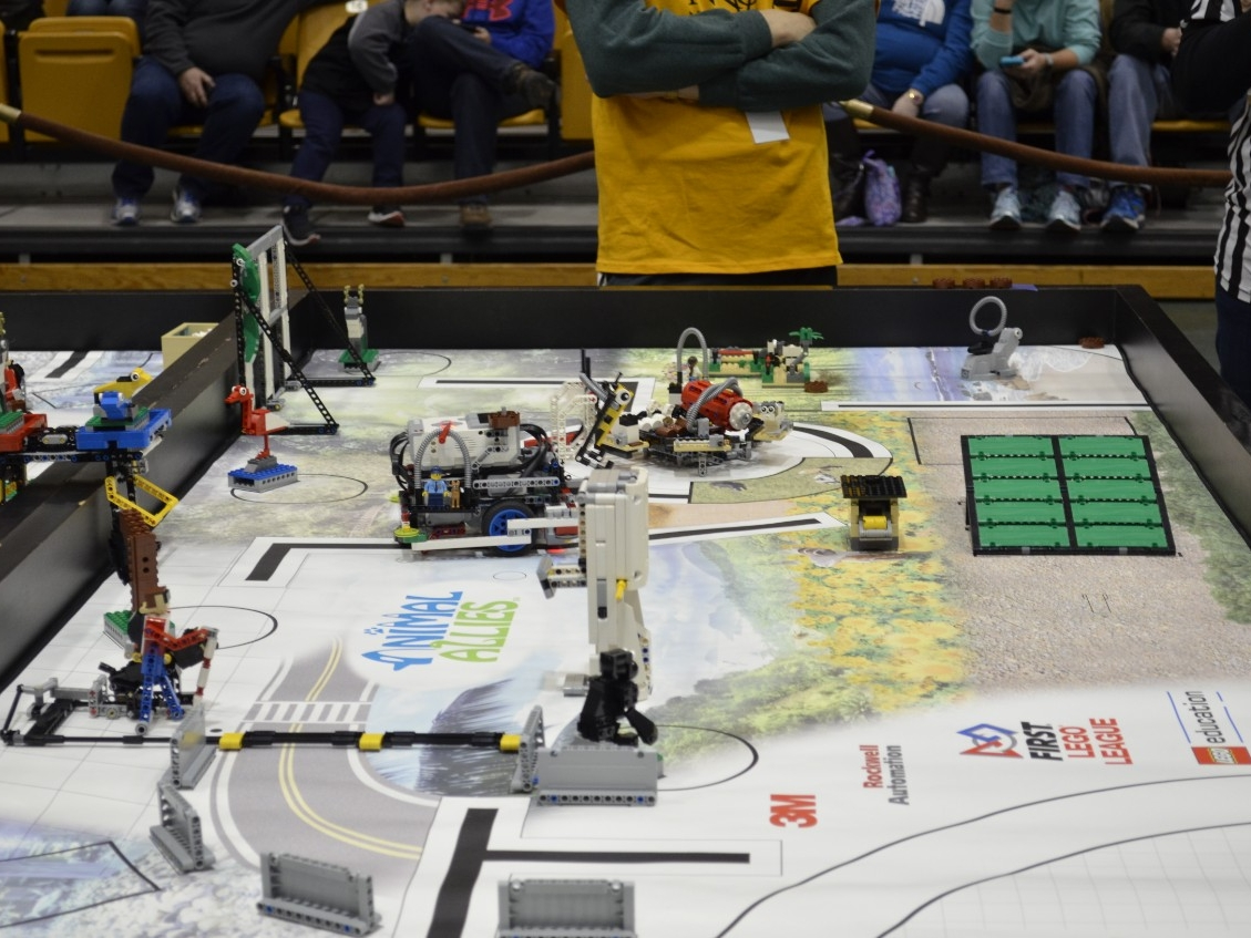 FIRST LEGO League Championship Tournament
