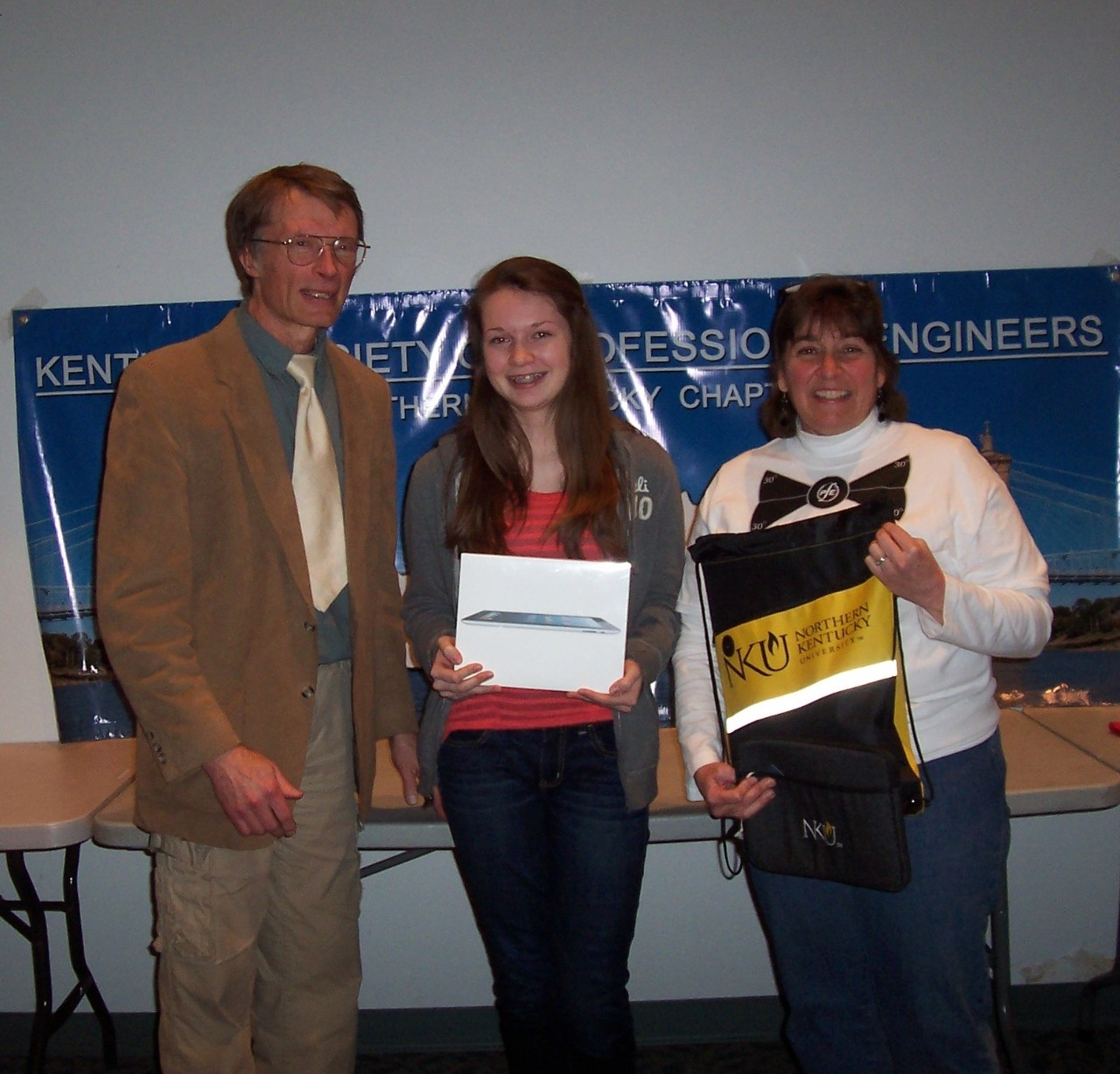 Math Counts 2013 Individual Winner Amanda Zahn
