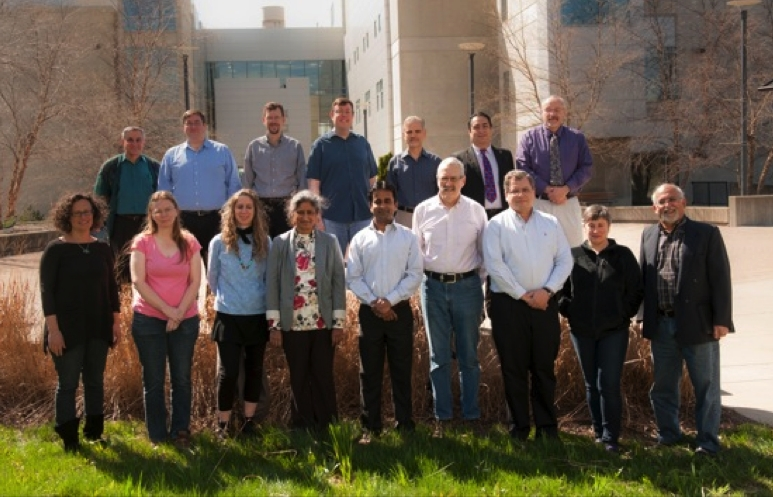2015 PGET Faculty group photo