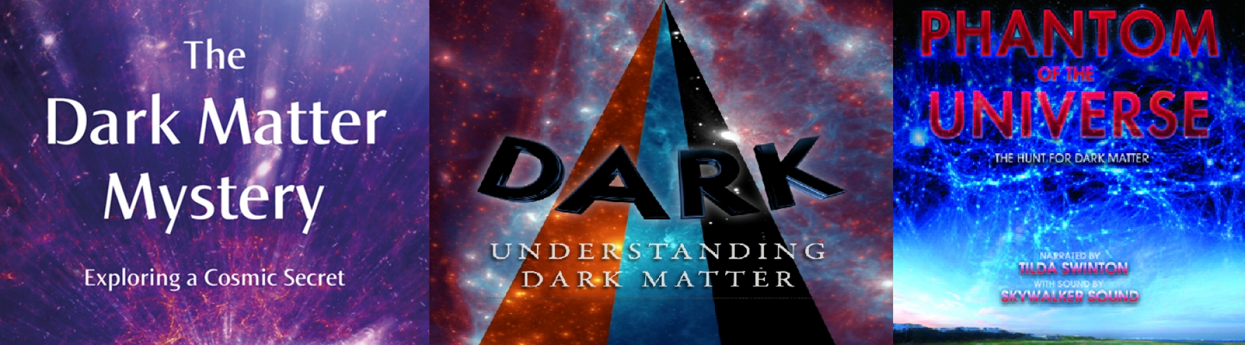 Dark Matter Shows at Haile Planetarium