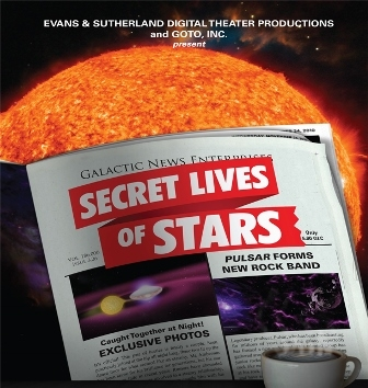 Secrets Lives of Stars