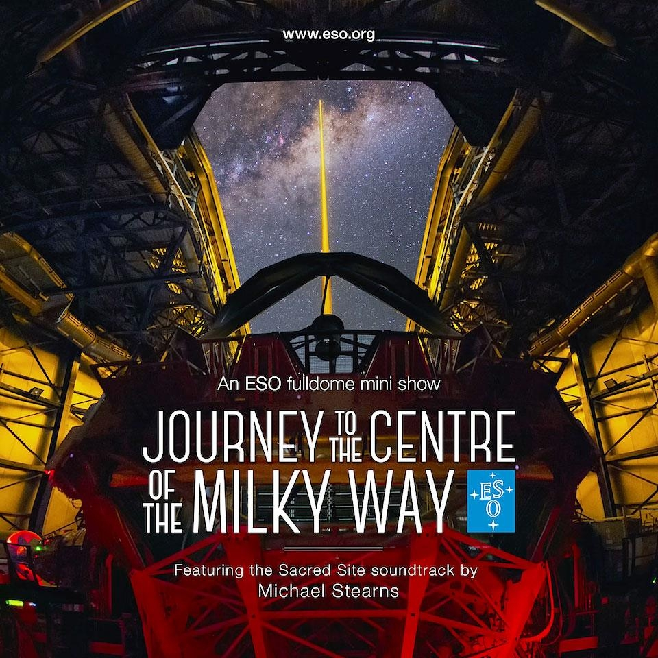 Journey to the Centre of the Milky Way