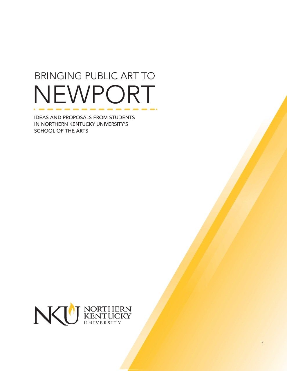 Bringing Public Art to Newport by Northern Kentucky University