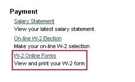 how to access w-2 image 2