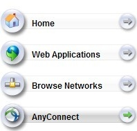 ssl vpn service screenshot