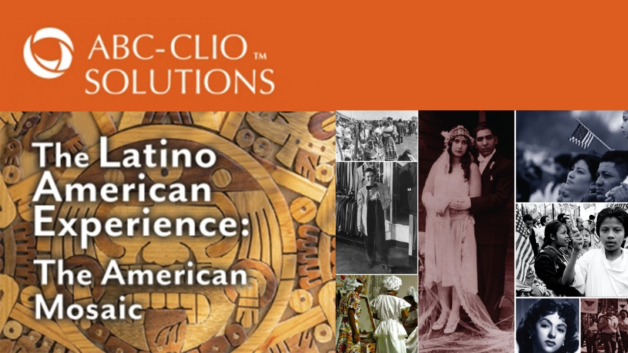 The Latino American Experience – New Resource