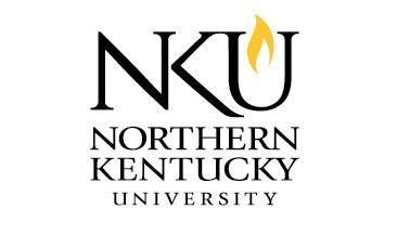 NKU Logo, stacked vertically on a white background