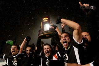 Soccer wins national title in 2010