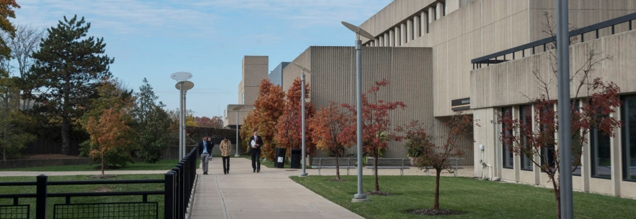 University Center in Autumn